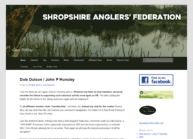 shropshireanglersfederation.in