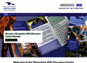 shropshirehillsdiscoverycentre.co.uk