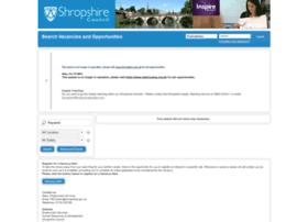 shropshirejobs.engageats.co.uk