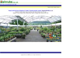 shrubs.co.uk