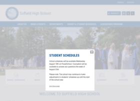 shs.suffield.org
