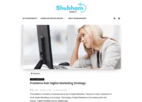 shubhambarot.com