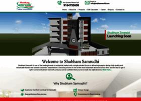 shubhamsamrudhi.com