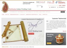 Shubhankarweddingcards.com
