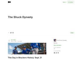 shuckdynasty.mlblogs.com