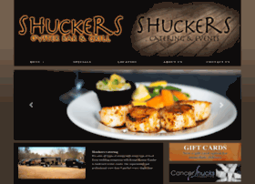 shuckersgrill.com
