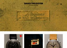 shucktheoyster.com