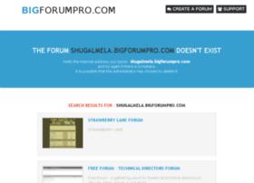 shugalmela.bigforumpro.com