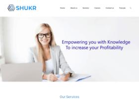 shukr.com