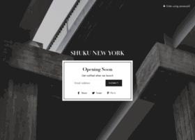 shukunewyork.com