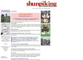 shunpiking.org