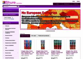 shure-cosmetics.co.uk