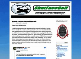 shutfacegolf.com