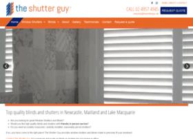 shutterguy.com.au