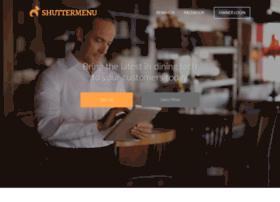 shuttermenu.com