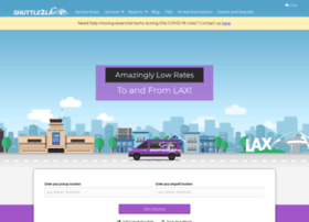 shuttletolax.com