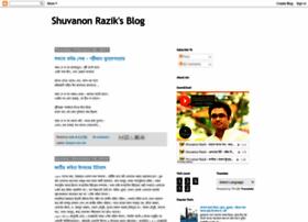 shuvanonrazik.blogspot.com