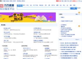 shwanfangdata.com