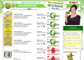 shwephonecard.com