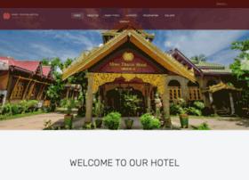 shwethazinhotel.com