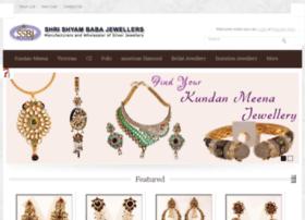 shyambabajewellers.com