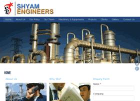 shyamengineers.net