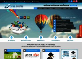 shyaminfotech.com