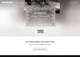 si.burberry.com