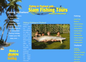 siamfishingtours.com