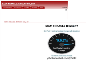 siammiraclejewelry.com
