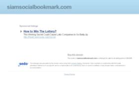 siamsocialbookmark.com