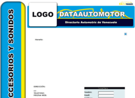 siaramotors.dataautomotor.com
