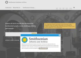 siarchives.si.edu
