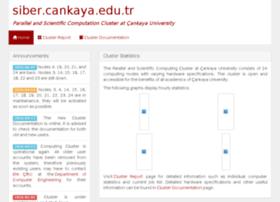 siber.cankaya.edu.tr