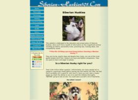 siberian-huskies101.com