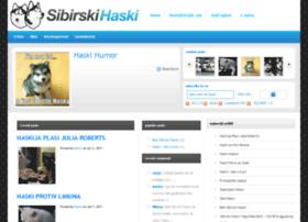 sibirskihaski.org