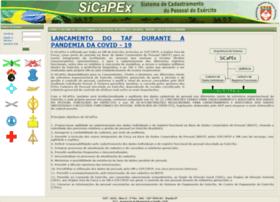 sicapex.eb.mil.br