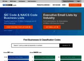 siccode.com