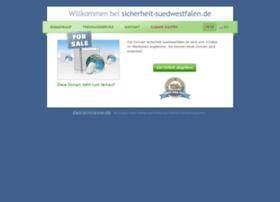 sicherheit-suedwestfalen.de