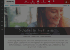 sicherheit.bankaustria.at