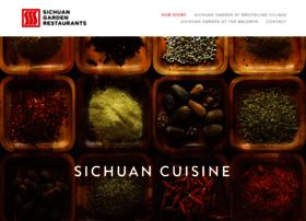 sichuangardenrestaurant.com