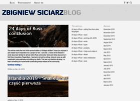 siciarz.net
