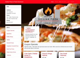 sicilianpizza.click4ameal.net