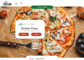 sicilianpizzaarlington.com