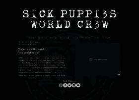 sickpuppiesworldcrew.net