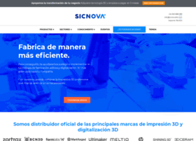 sicnova3d.com