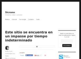 sicrono.com