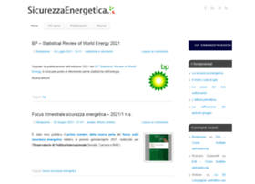 sicurezzaenergetica.it
