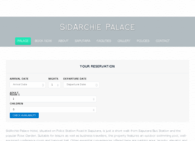 sidarchiepalace.in
