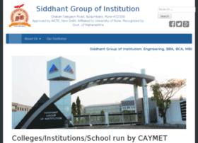 siddhantgroup.edu.in